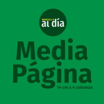 Media página