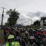 Más de 600 personas participaron en la primera caravana de turismo liderada por la Gobernación de Risaralda